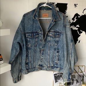 Levi's Boyfriend Denim Jacket